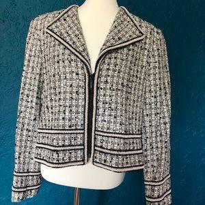 Jones New York NWT heavy wool lined blazer